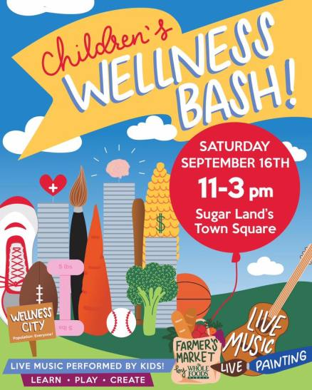 wellness bash