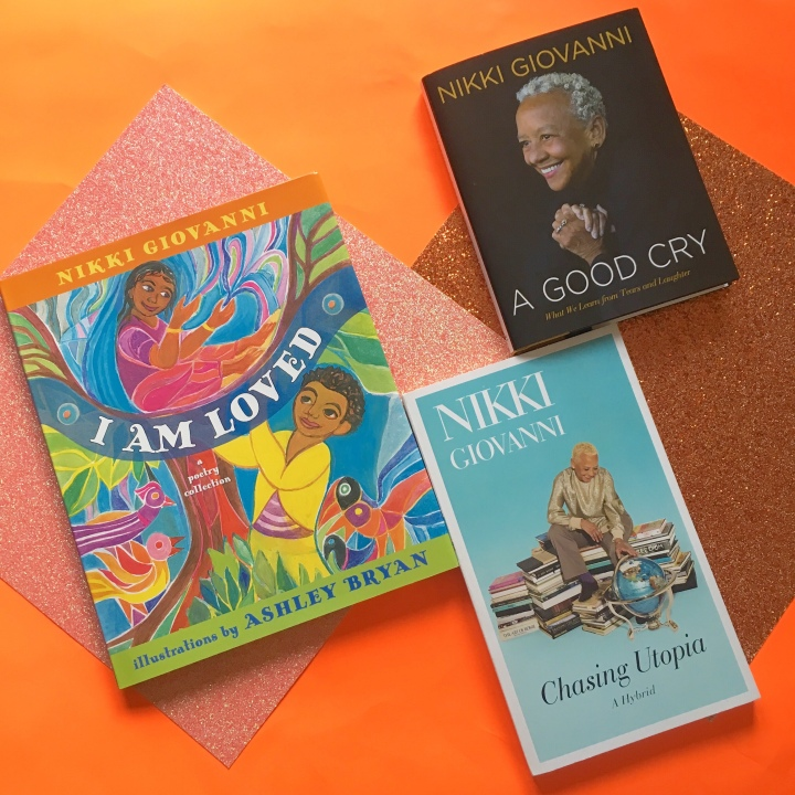 Black Pearls of Wisdom from Nikki Giovanni